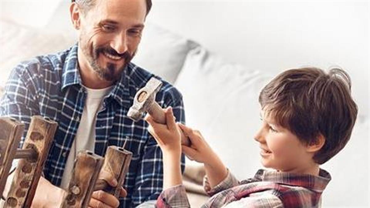 Πώς να μεγαλώσετε ένα παιδί που «πιάνουν τα χέρια του»