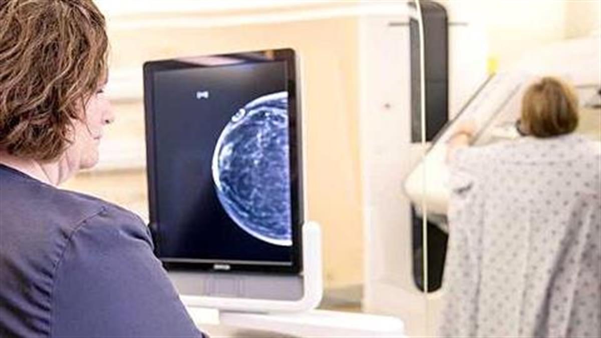 Δωρεάν εξέταση μαστού και συνταγογράφηση μαστογραφίας από τον Δήμο Αθηναίων