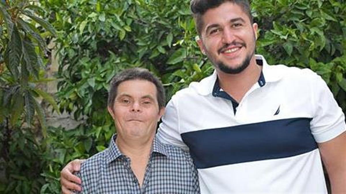 «Ο μπαμπάς μου έχει σύνδρομο Down και είναι ο καλύτερος πατέρας που θα μπορούσα να έχω»