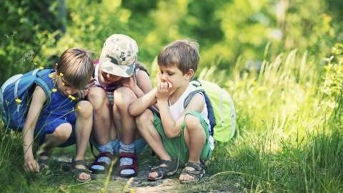 «Ας σταματήσουμε να κλέβουμε τον ελεύθερο χρόνο των παιδιών μας!»