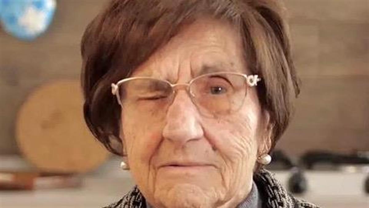 Κορονοϊός: μαθήματα επιβίωσης από την πιο τέλεια γιαγιά του κόσμου!