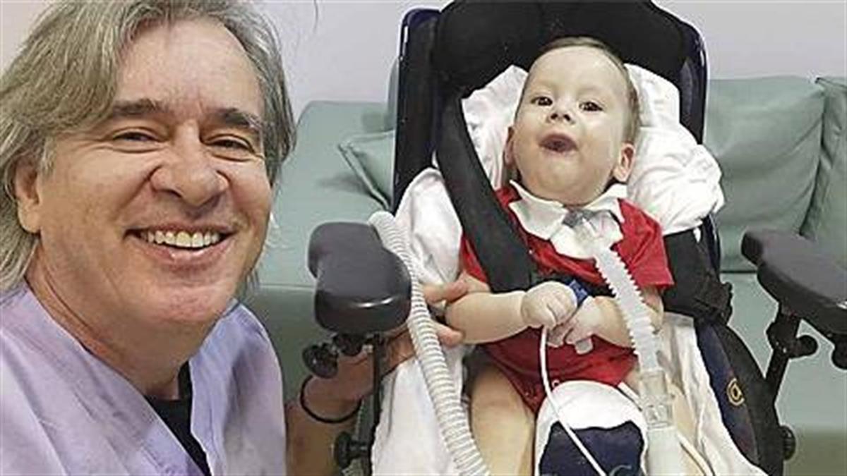 Ο μικρός Ηλίας είναι το πρώτο παιδί που θα κάνει γονιδιακή θεραπεία στην Ελλάδα!