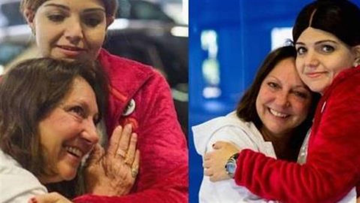 Mητέρα ακούει την καρδιά του νεκρού γιου της να χτυπά στην κοπέλα που την δώρισε