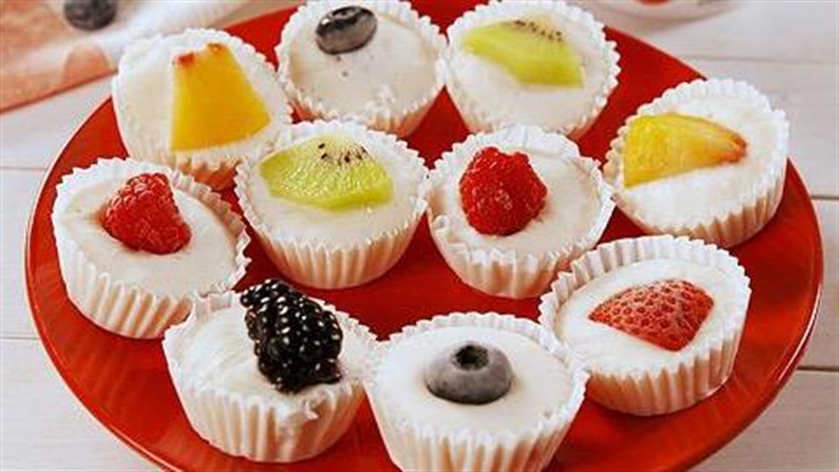 3 καλοκαιρινά γλυκά για τα παιδιά με μηδέν ζάχαρη