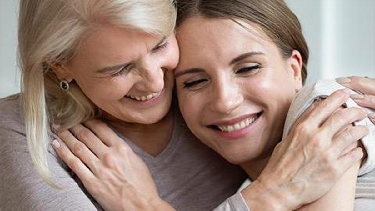 «Η μαμά μου είναι η καλύτερή μου φίλη και νιώθωπολύ τυχερή που είναι δίπλα μου!»