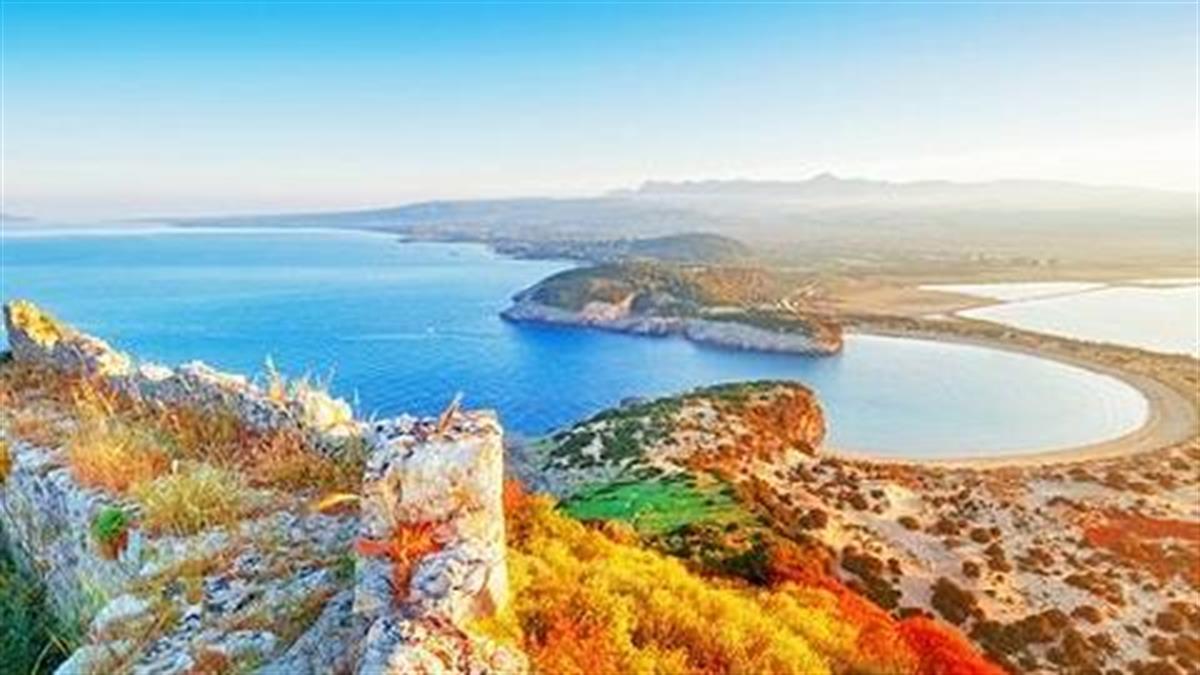 7 μαγευτικές παραλίες στη Μεσσηνία