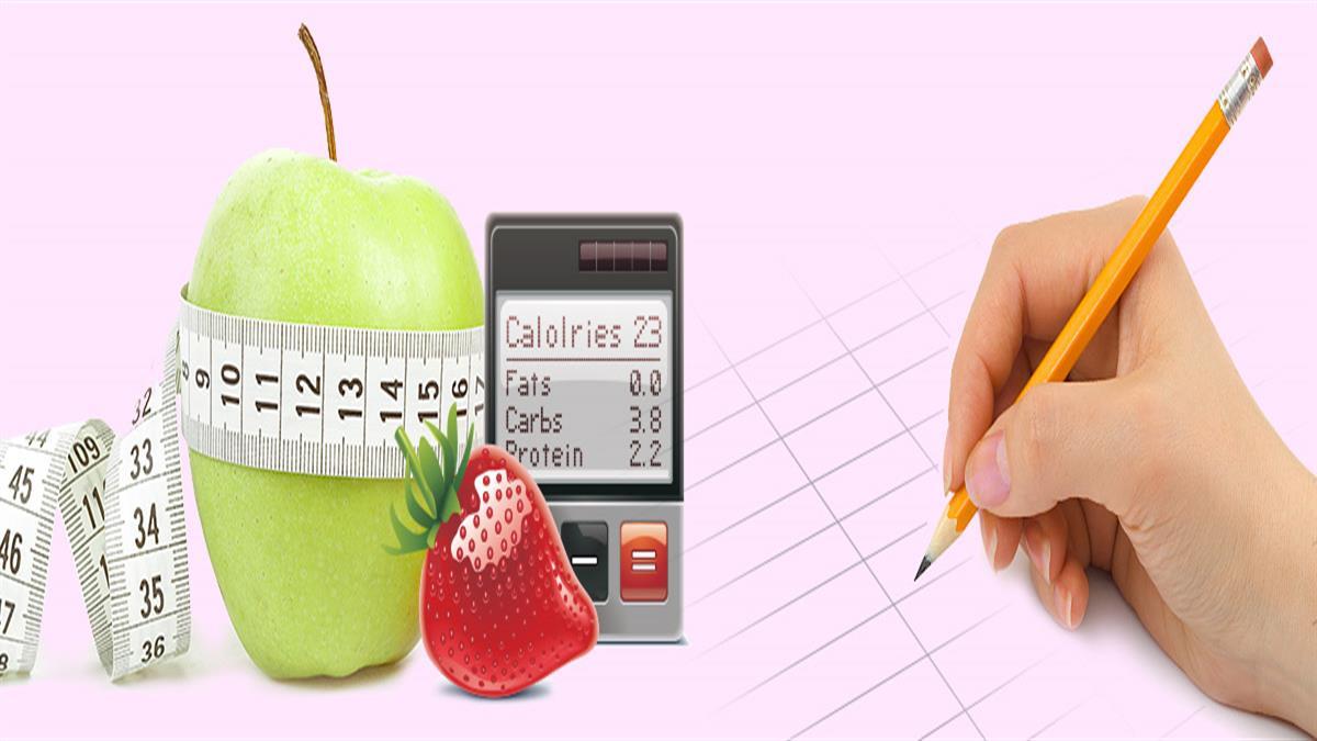 Υπολογισμός θερμίδων βάσει του βάρους σας