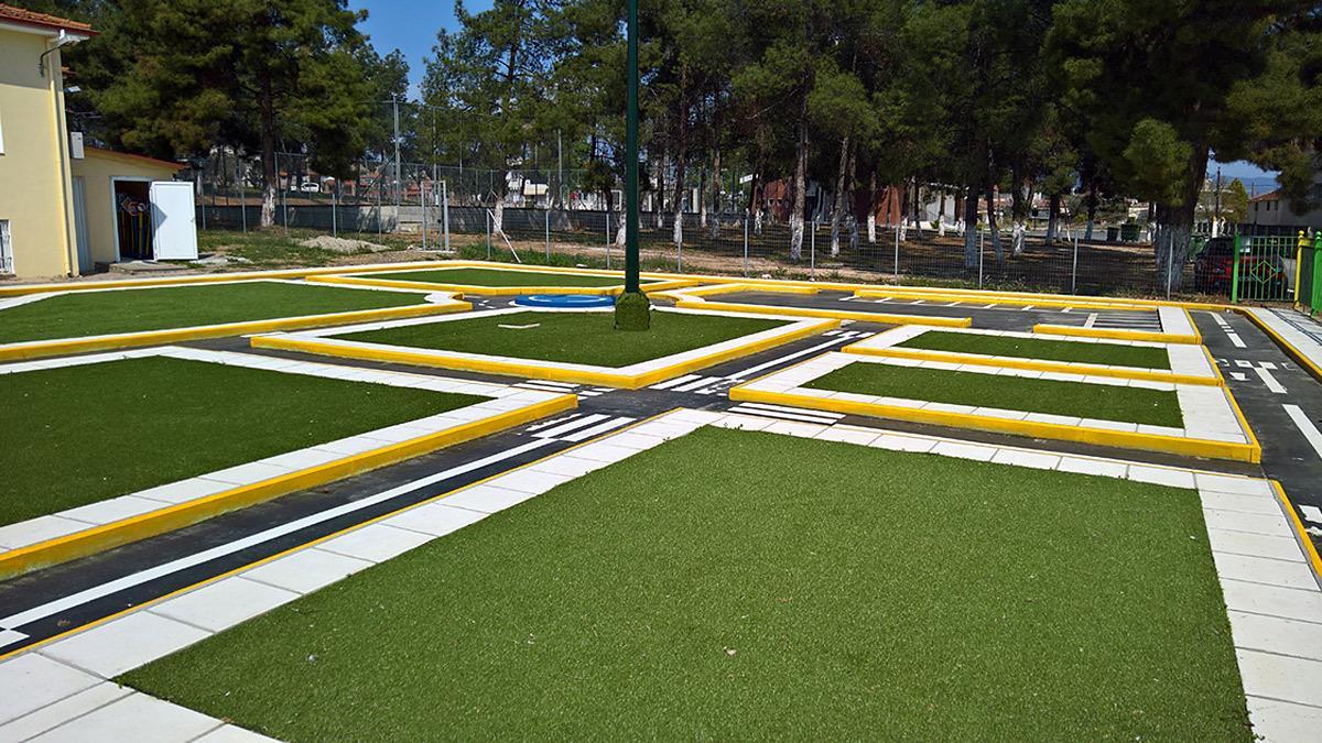 Χαλκιδική: ένα μοναδικό σχολείο με θερμοκήπιο, λαχανόκηπο και πάρκο κυκλοφοριακής αγωγής