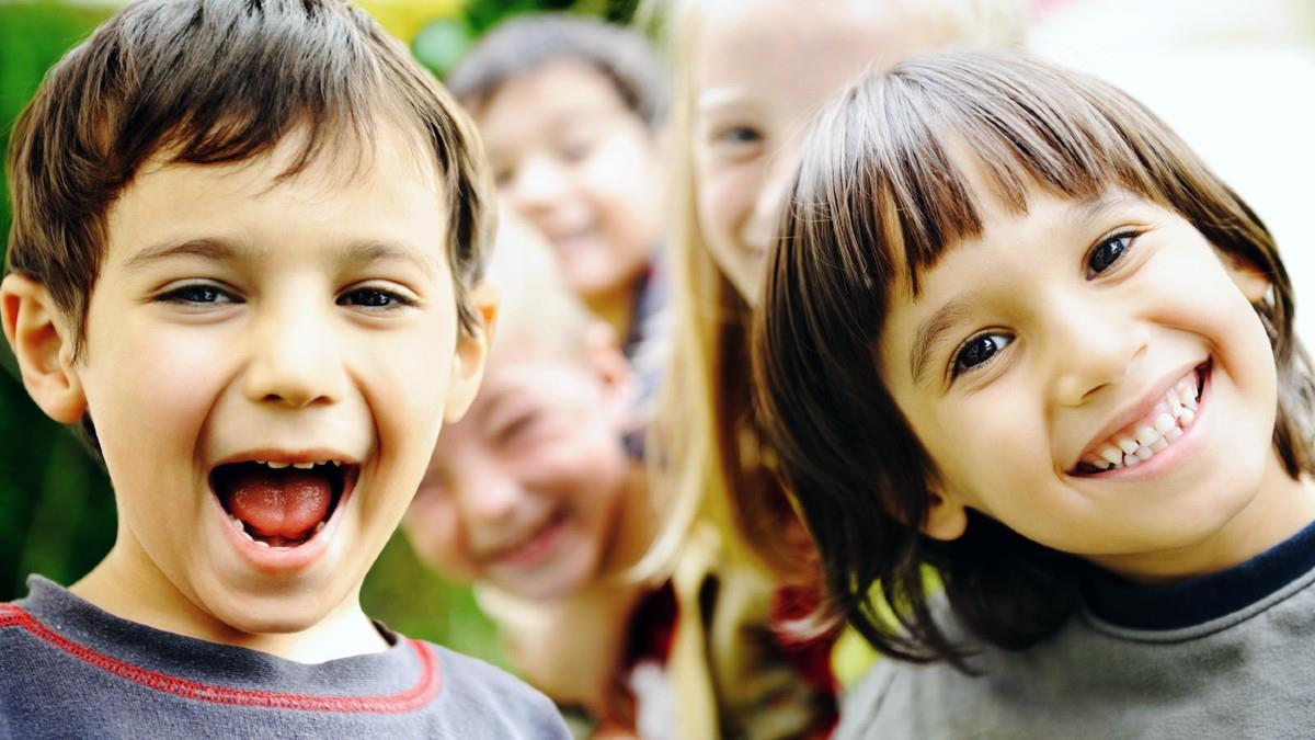 Γιατί τα παιδιά βλέπουν πάντα τη ρόδινη πλευρά της ζωής;