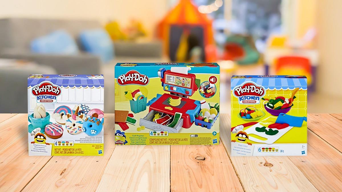 Διαγωνισμός: ένας νικητής θα κερδίσει 3 μοναδικά παιχνίδια Play-Doh συνολικής αξίας 35€
