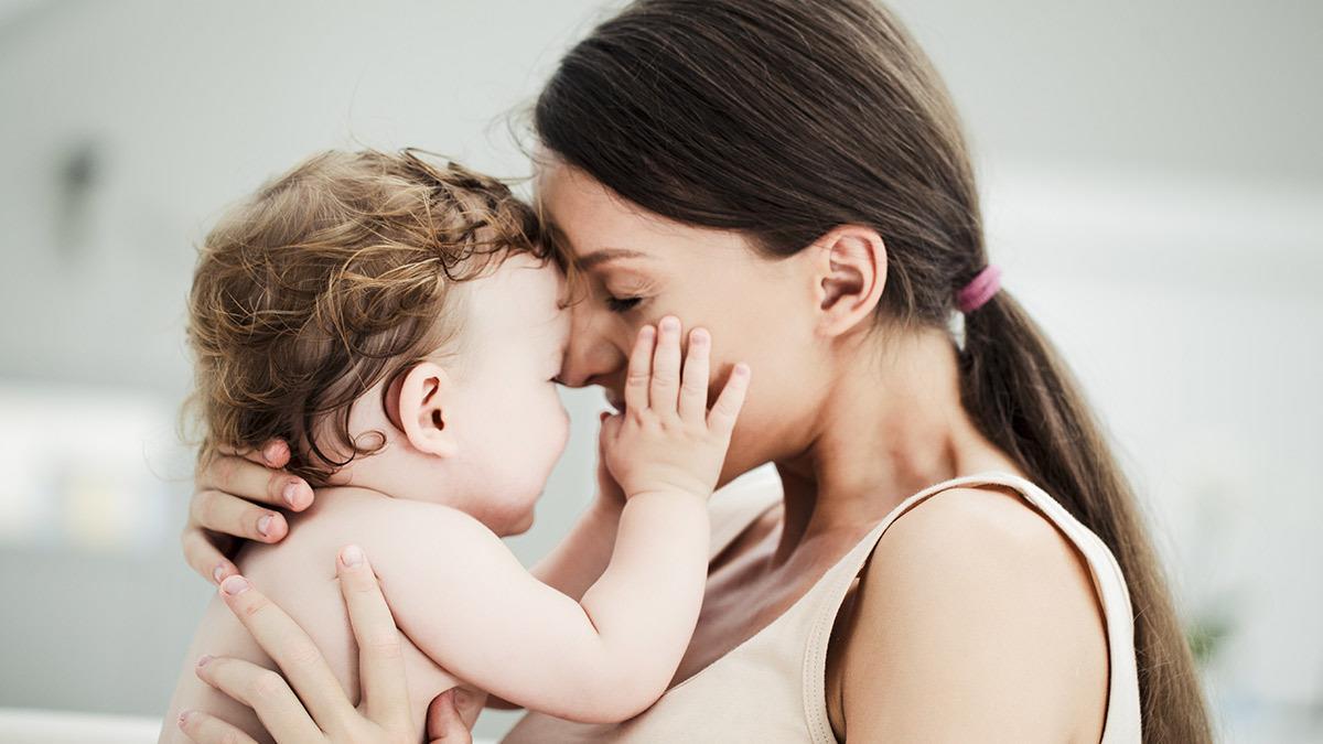«Θέλω να ζήσω κάθε στιγμή του παιδιού μου γιατί ο χρόνος περνάει γρήγορα»