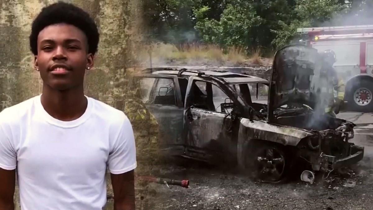 Γενναίος έφηβος έσωσε μάνα με τα 3 παιδιά της από φλεγόμενο αυτοκίνητο