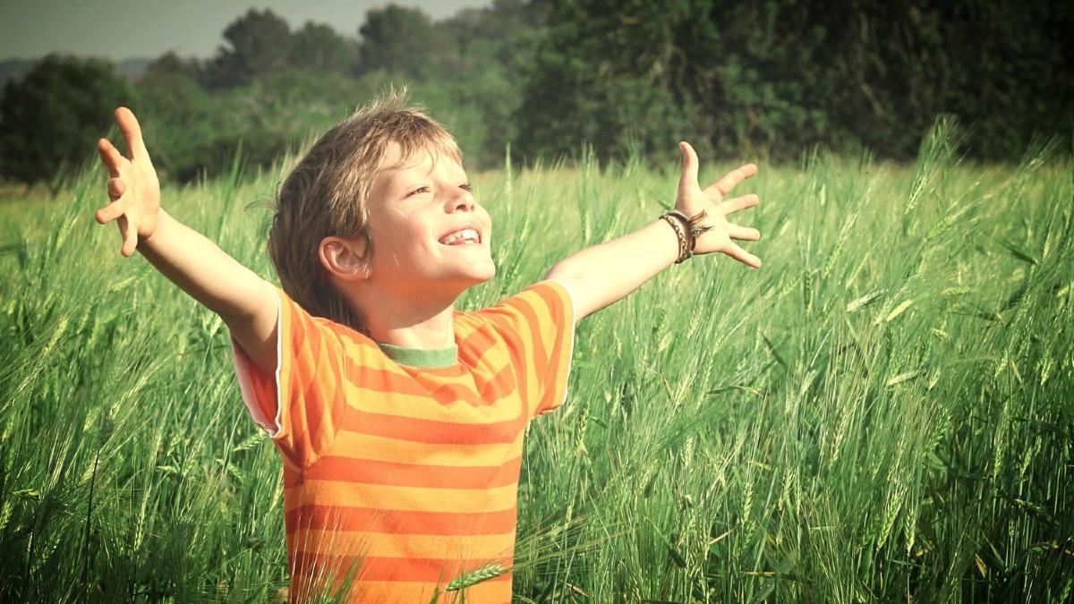 Το χαμόγελο ενός παιδιού είναι το ομορφότερο πράγμα στον κόσμο!