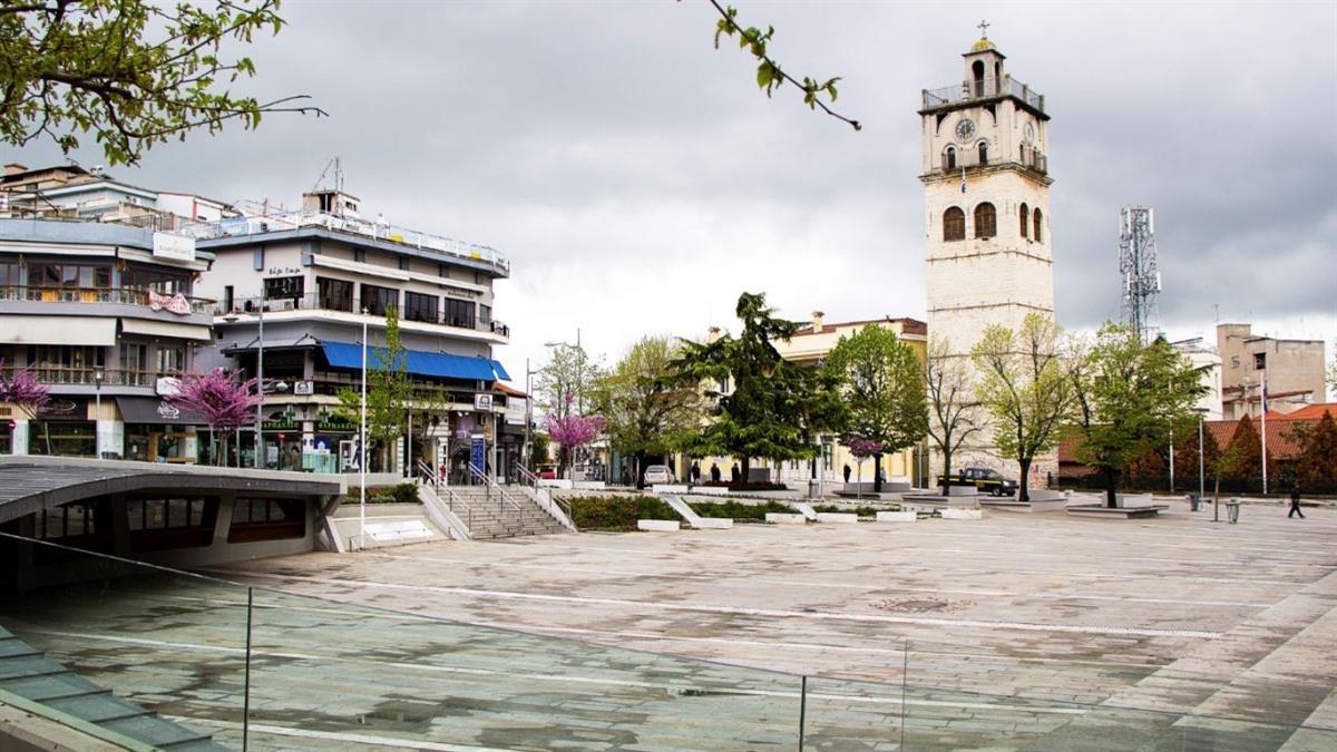 Κοζάνη: το πρώτο τοπικό lockdown του 2ου κύματος, με τα σχολεία ανοιχτά