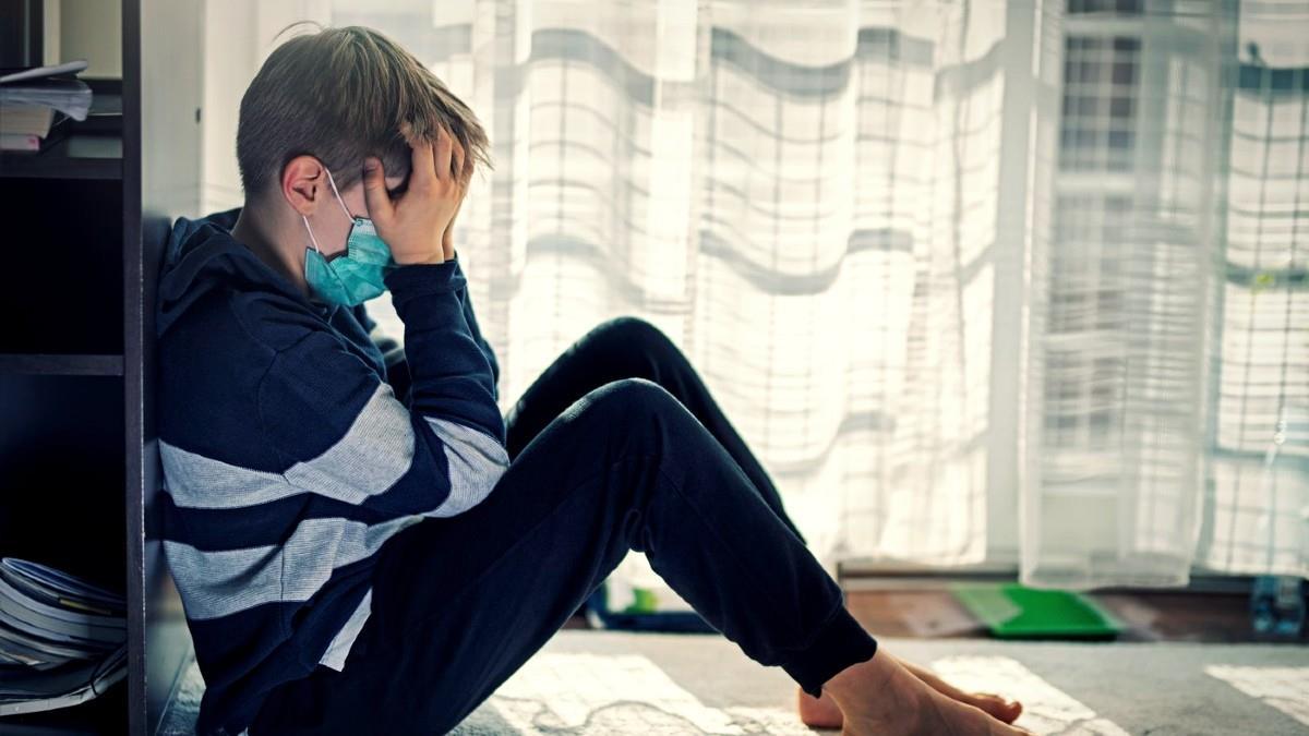 Το lockdown της άνοιξης επηρέασε την ψυχική υγεία 1 στα 3 παιδιά, σύμφωνα με νέα έρευνα