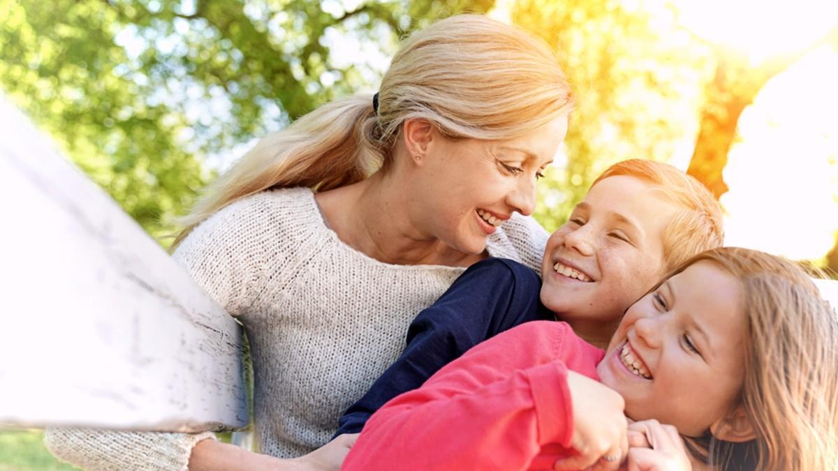 «Το πιο σημαντικό μάθημα που έδωσα στα παιδιά μου: αγαπάτε τον εαυτό σας όπως είναι»