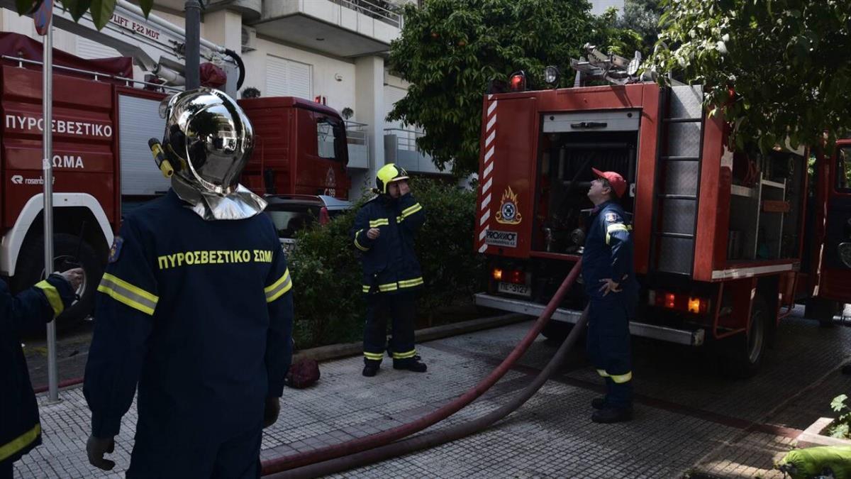 Τραγωδία στη Θεσ/νίκη: νεκρός 16χρονος με κινητικά προβλήματααπό φωτιά σε διαμέρισμα