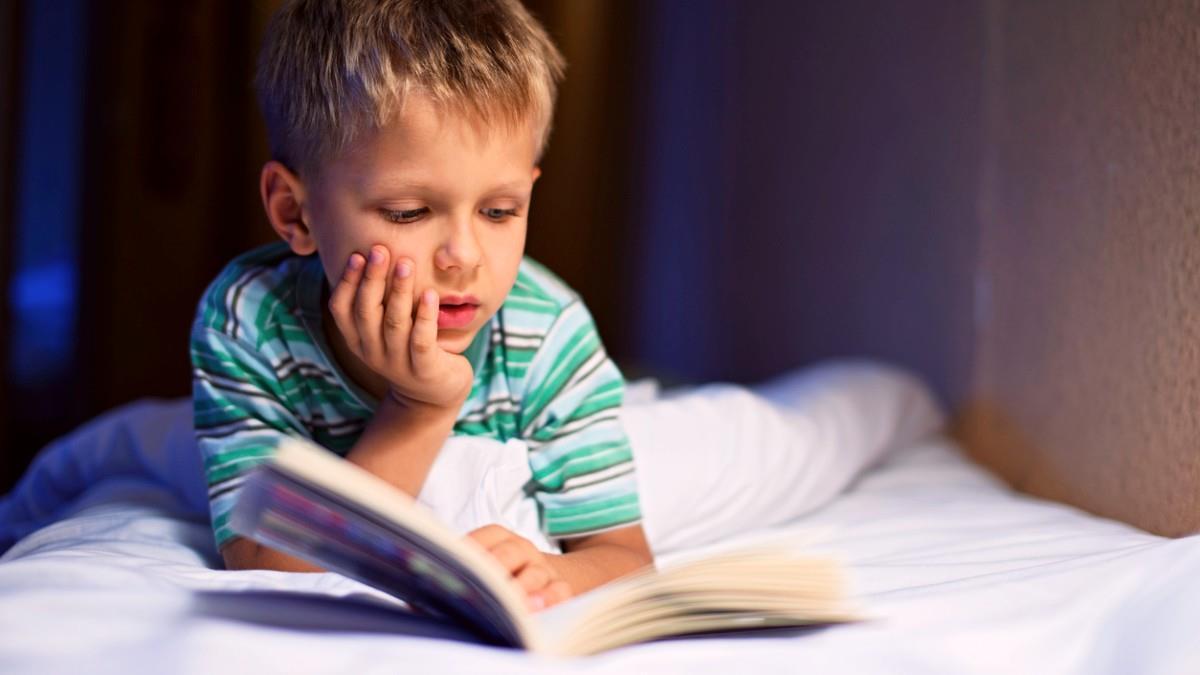 «Αυτά τα περίεργα Χριστούγεννα είναι ευκαιρία να μάθω στο παιδί μου ν' αγαπά τα βιβλία»