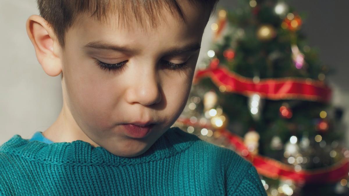 «Πώς διαχειρίστηκα τη θλίψη των παιδιών μου αυτά τα δύσκολα Χριστουγέννα»