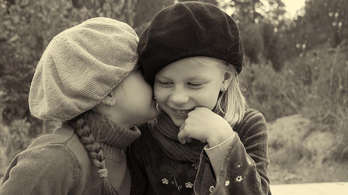 Για να έχεις καλές φίλες πρέπει να είσαι και εσύ σωστή απέναντί τους!