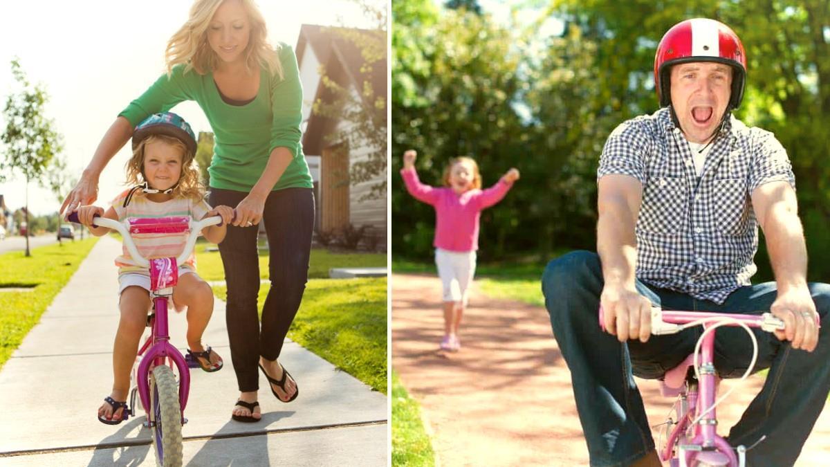 6 διαφορές μεταξύ μπαμπά και μαμάς που δίνουν χρώμα στη ζωή του παιδιού