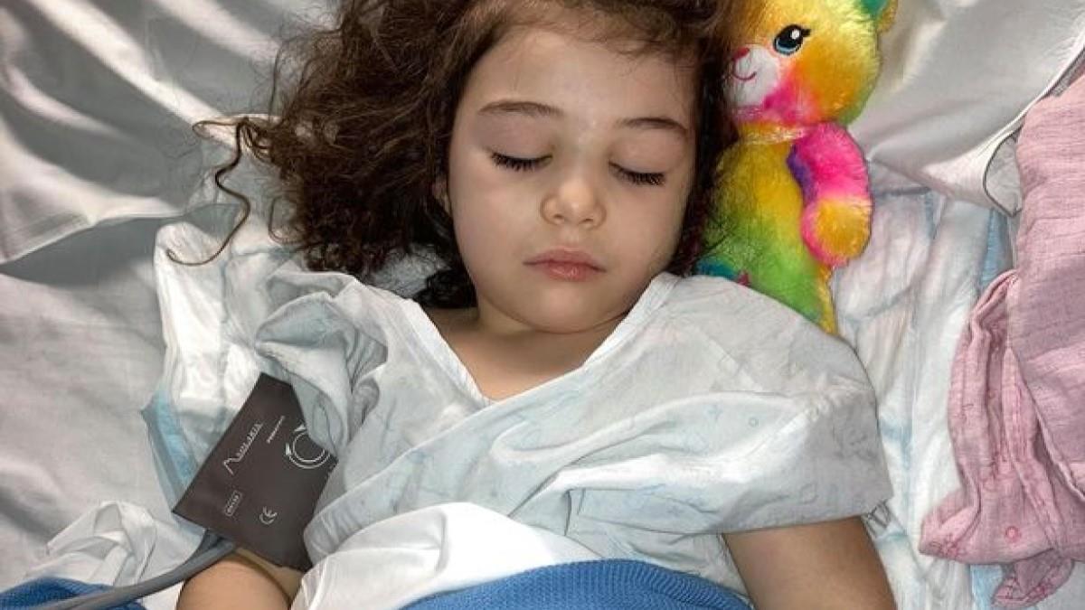 4χρονο κοριτσάκι κατάπιε δύο μαγνητάκια και παραλίγο να χάσει τη ζωή της