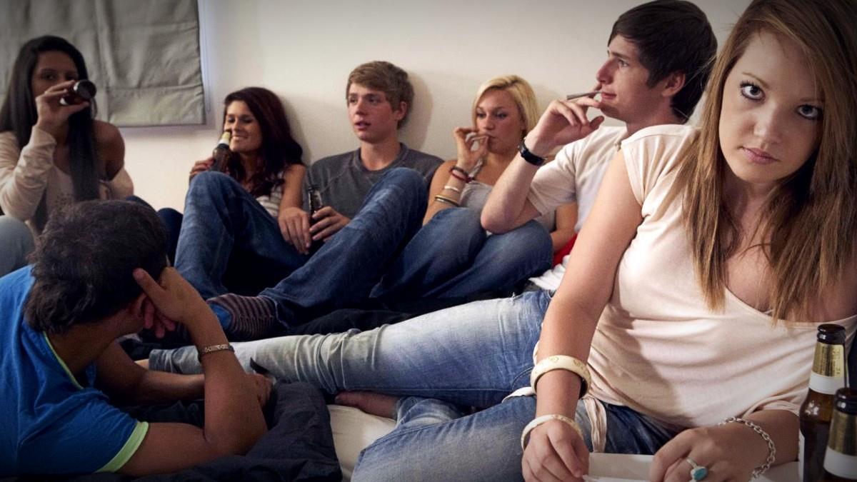 Αν οι κακές παρέες είναι η φουρτούνα για έναν έφηβο, η οικογένεια είναι η άγκυρα