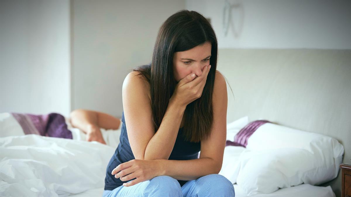 «Το πρώτο τρίμηνο της εγκυμοσύνης μου ήταν το δυσκολότερο...»
