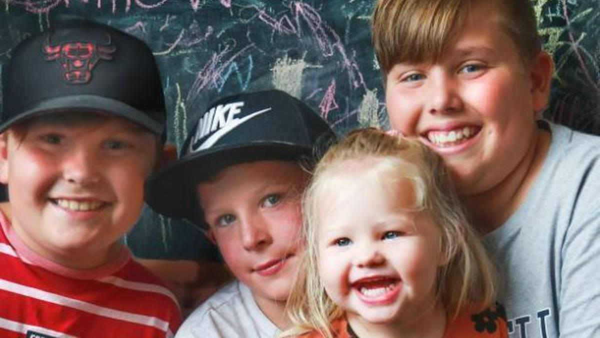 3 αγόρια βρήκαν 2χρονο κοριτσάκι που είχε χαθεί και έγιναν οι ήρωές της