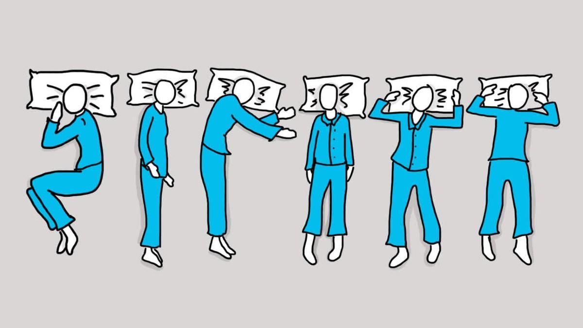 Τι αποκαλύπτει για την προσωπικότητά μας ο τρόπος που κοιμόμαστε