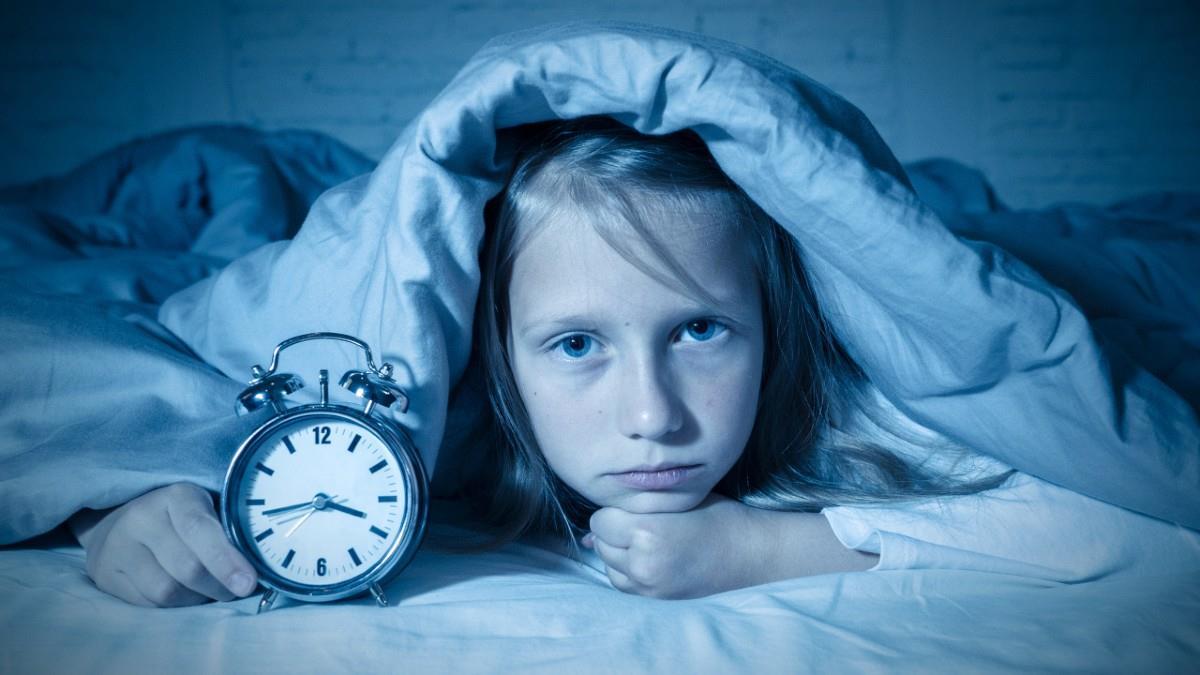 Για τα παιδιά, σημασία δεν έχει μόνο το πόσο κοιμούνται αλλά και το πότε