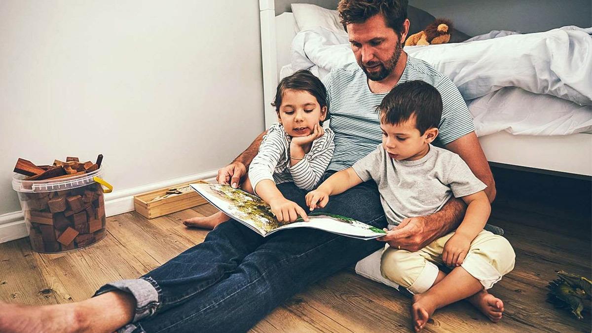 «Σταματήστε να μου λέτε πόσο τυχερή είμαι που με βοηθάει ο άντρας μου με τα παιδιά»