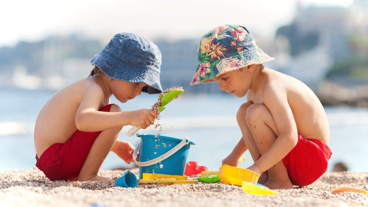 3 υγιεινά σνακ για τις εξορμήσεις στην παραλία με τα παιδιά