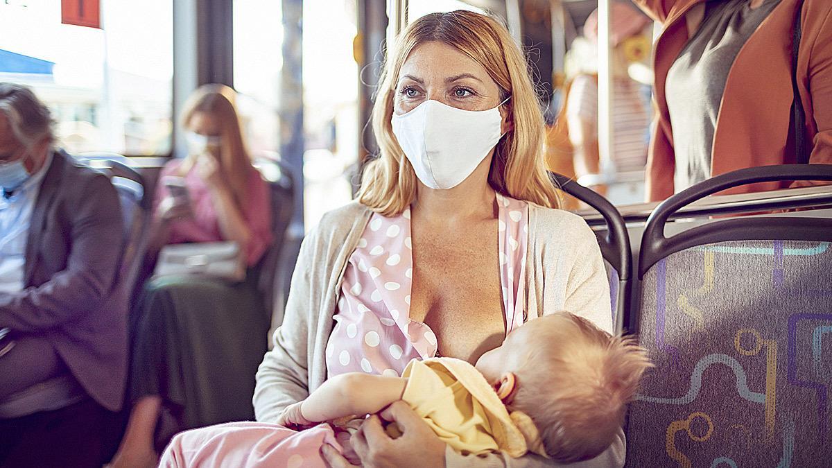 Οδηγός κατέβασε μαμά απ το λεωφορείο επειδή θήλαζε το μωράκι της