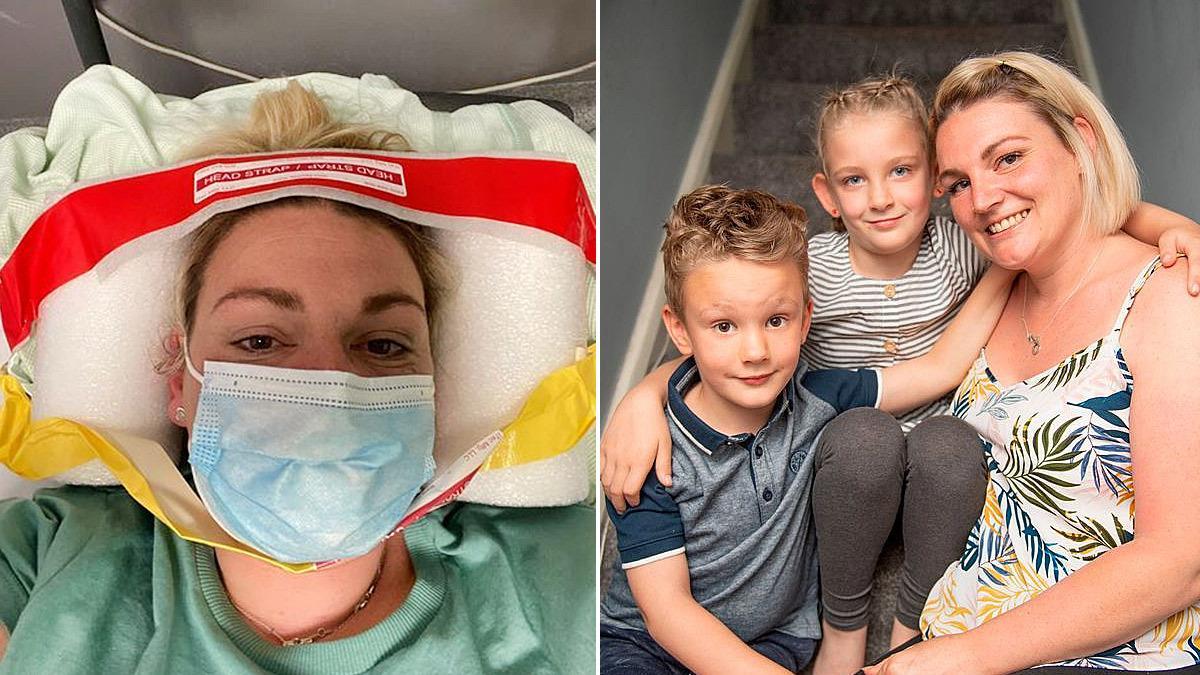 7χρονη και 5χρονος έσωσαν τη ζωή της μαμάς τους με την πρωτοφανή ψυχραιμία τους