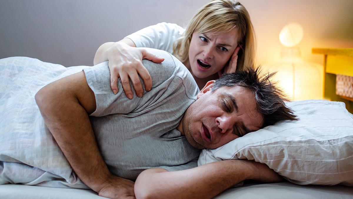 «Εφόσον η γυναίκα μου ξυπνάει για να θηλάσει δεν υπάρχει λόγος να ξενυχτάω»