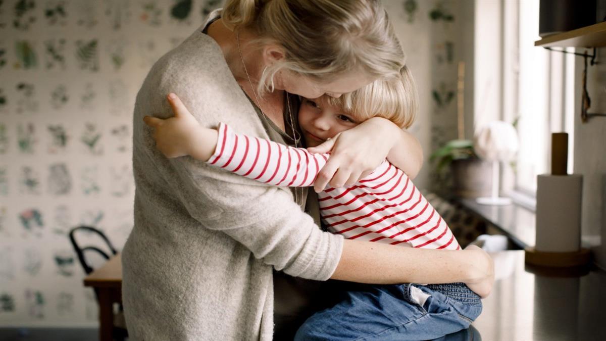 Αγαπάω το παιδί μου γι' αυτό που είναι, όχι γι' αυτό που θα ήθελα να είναι