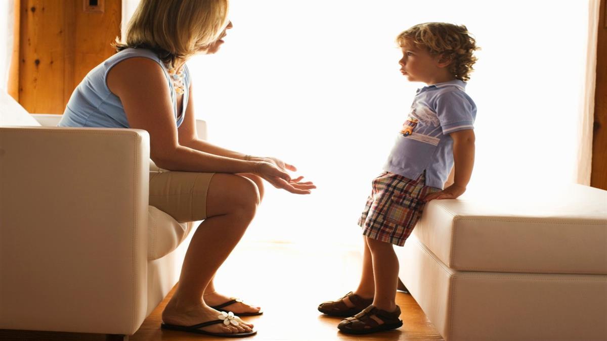 Προτιμώ το παιδί μου να μου αντιμιλάει, παρά να παραμένει σιωπηλό από φόβο