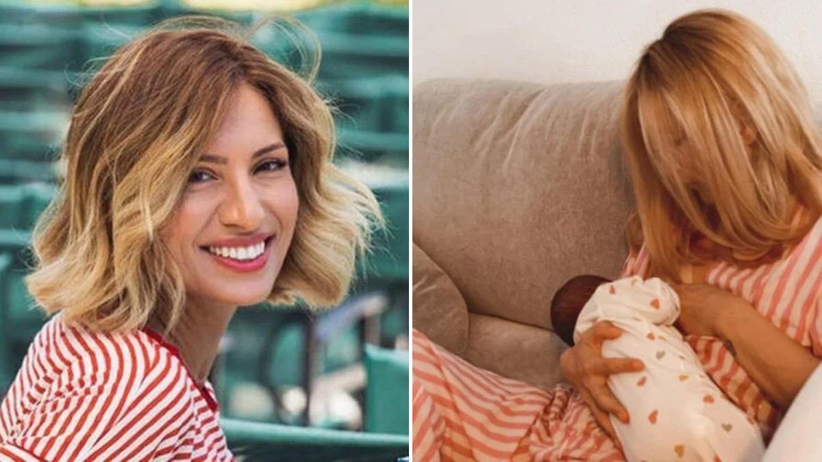 Ηλιάκη: Συνειδητοποίησα ότι έγινα μαμά μόνο όταν κράτησα το μωρό μου αγκαλιά