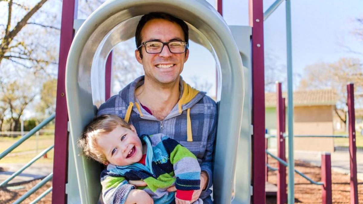 5 τύποι μπαμπάδων που συναντάμε στην παιδική χαρά
