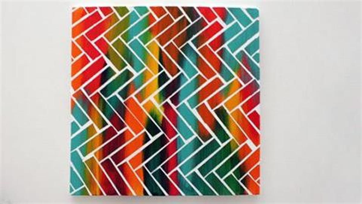 DIY: Διακόσμηση τοίχου με δικές σας δημιουργίες