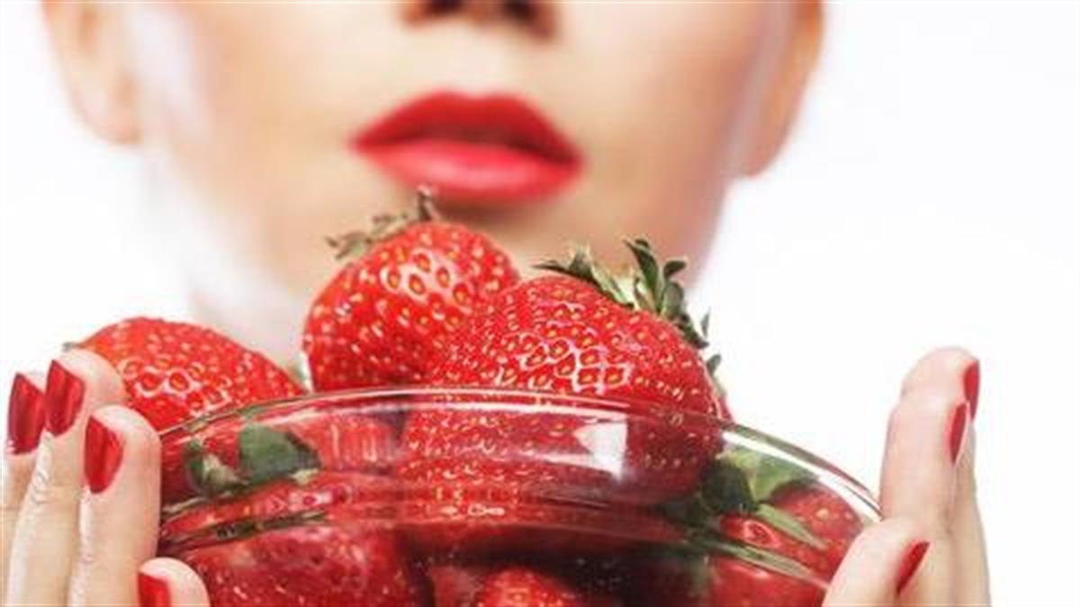 Φράουλες: Μια θρεπτική απόλαυση