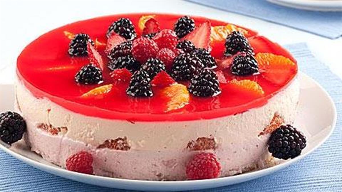 5 δροσερά και ελαφριά γλυκά για το καλοκαίρι