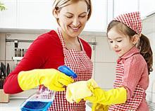 Πώς να μάθετε στο παιδί να κάνει τις δουλειές του σπιτιού