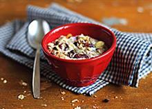 Συνταγές για σπιτικά δημητριακά