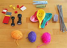 Παιχνίδια και κατασκευές με μπαλόνια!