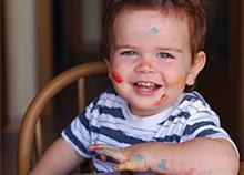 Πρωτότυπες δραστηριότητες για παιδιά ενός έτους