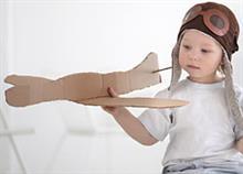 Παιχνίδια στο σπίτι: Απίθανες ιδέες για μικρά παιδιά!