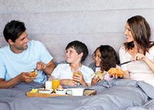 Στο σπίτι με τα παιδιά: 5 ιδέες για χαλάρωση και διασκέδαση