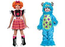 7b98f1cd02c Οι δημοφιλέστερες αποκριάτικες στολές για παιδιά φέτος
